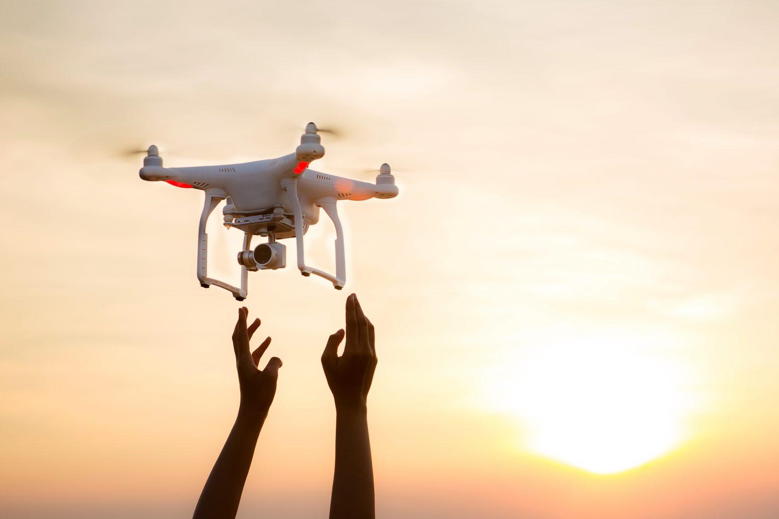 Faire voler un drone en Islande