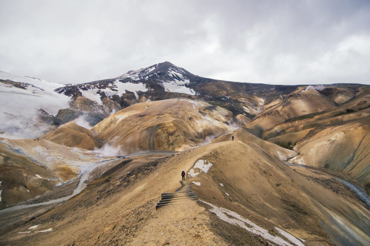 The Highlands of Iceland