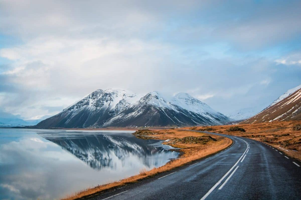 Iceland is a safe country to travel in