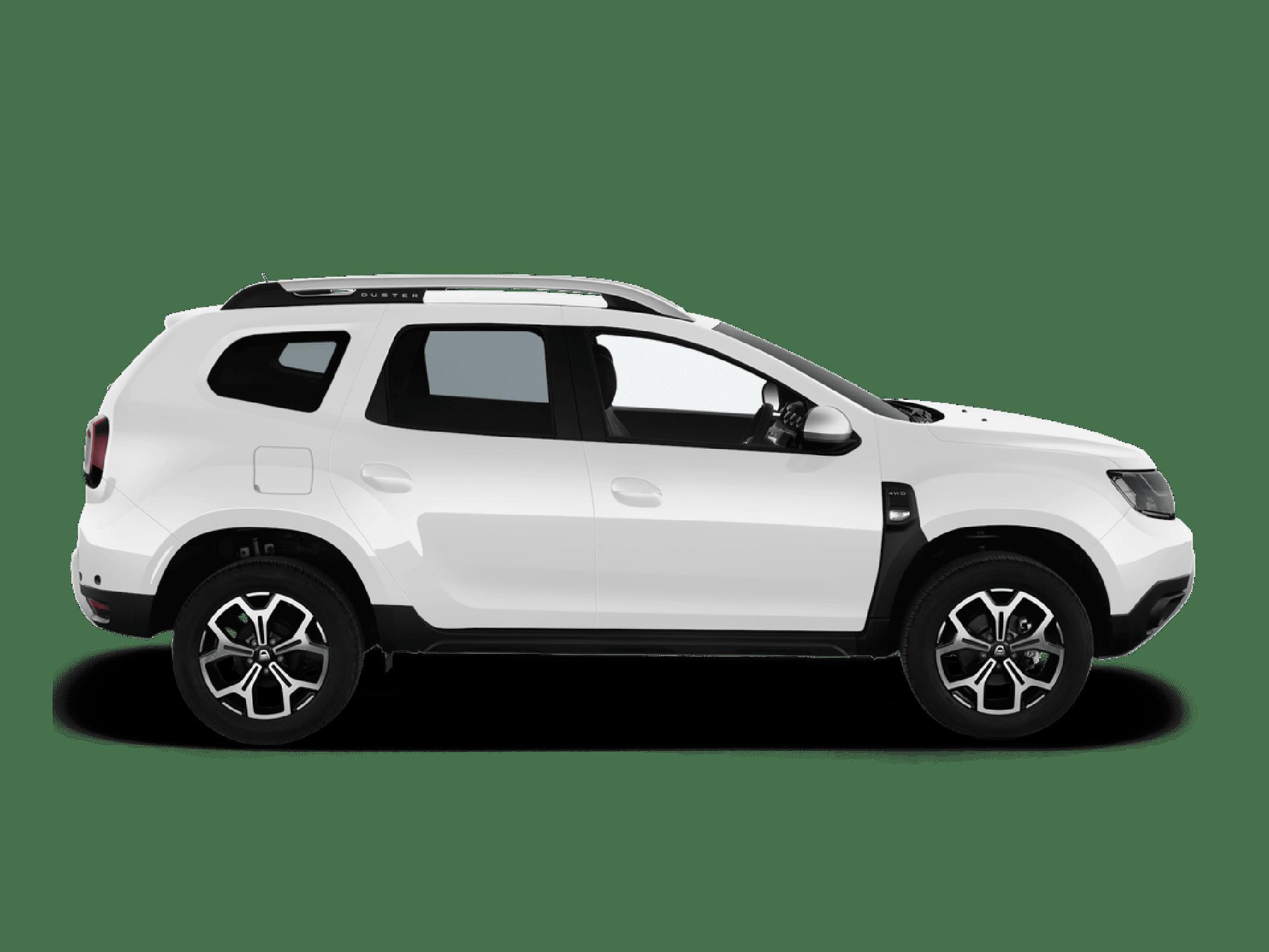 Dacia Duster rental car in Iceland
