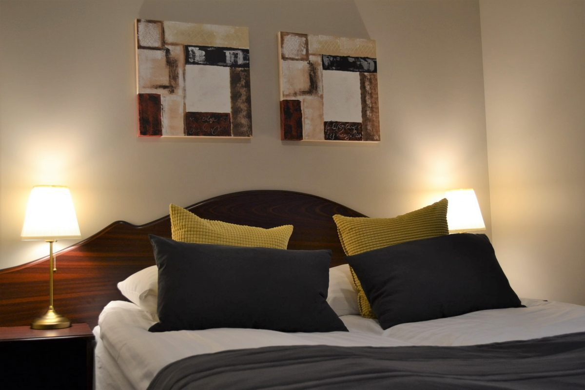 Double room in Hotel Hvolsvöllur