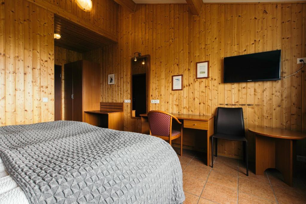 Double room in Hotel Katla