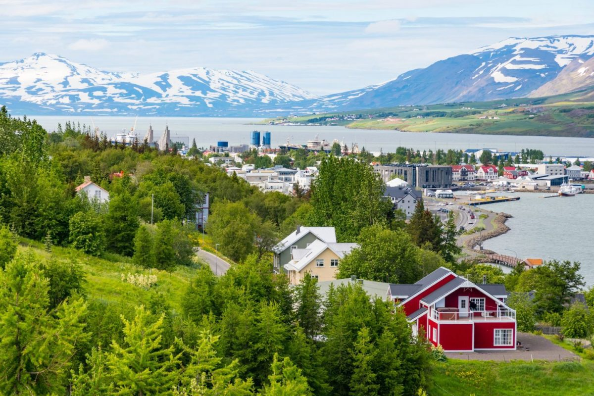 Akuyreri ( North of Iceland )