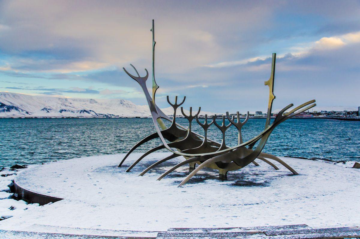 sun voyager reykjavik iceland