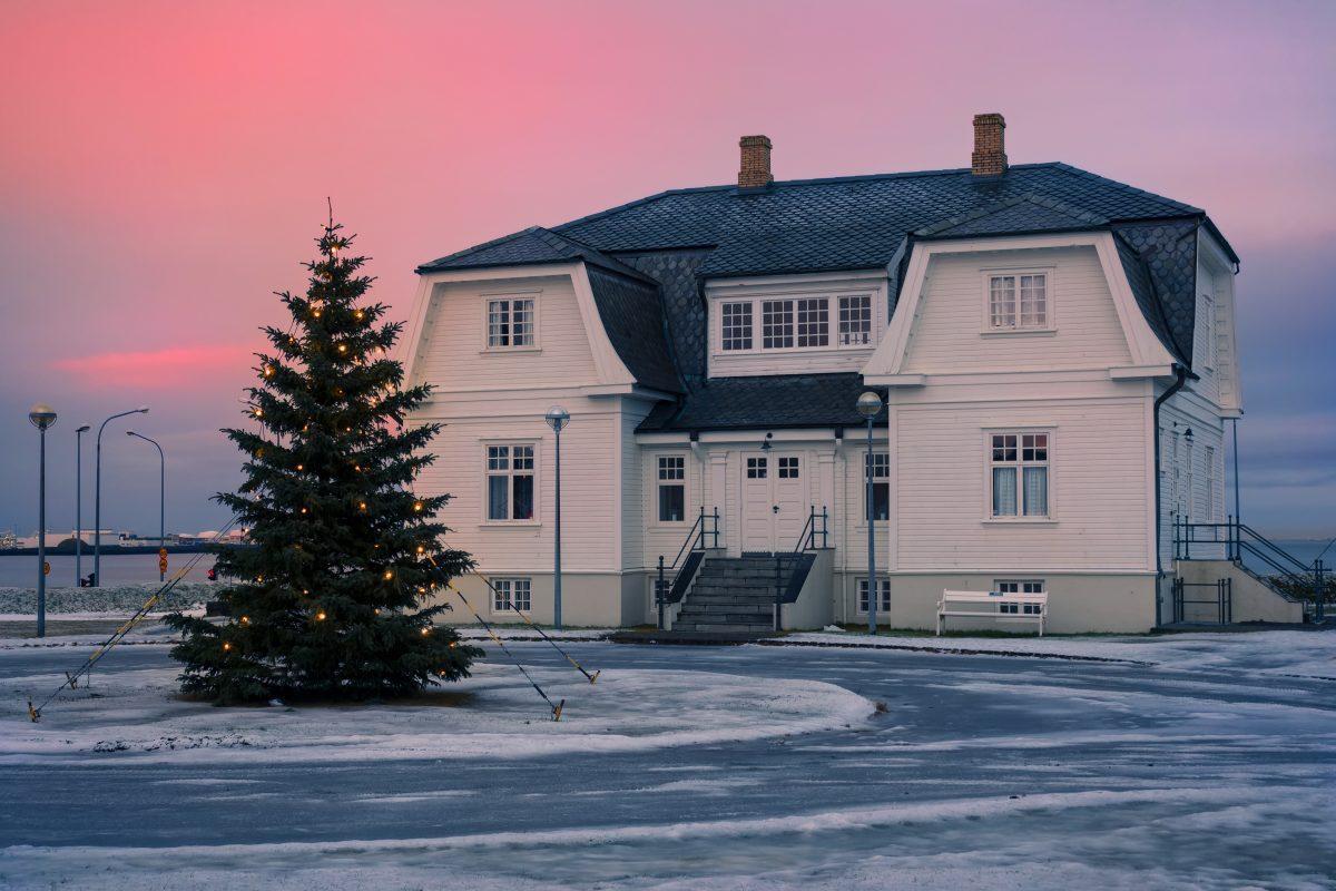 hofdi house iceland