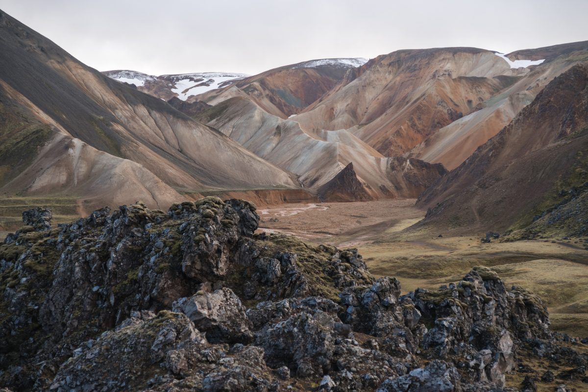 The Laugavegur Trail Iceland