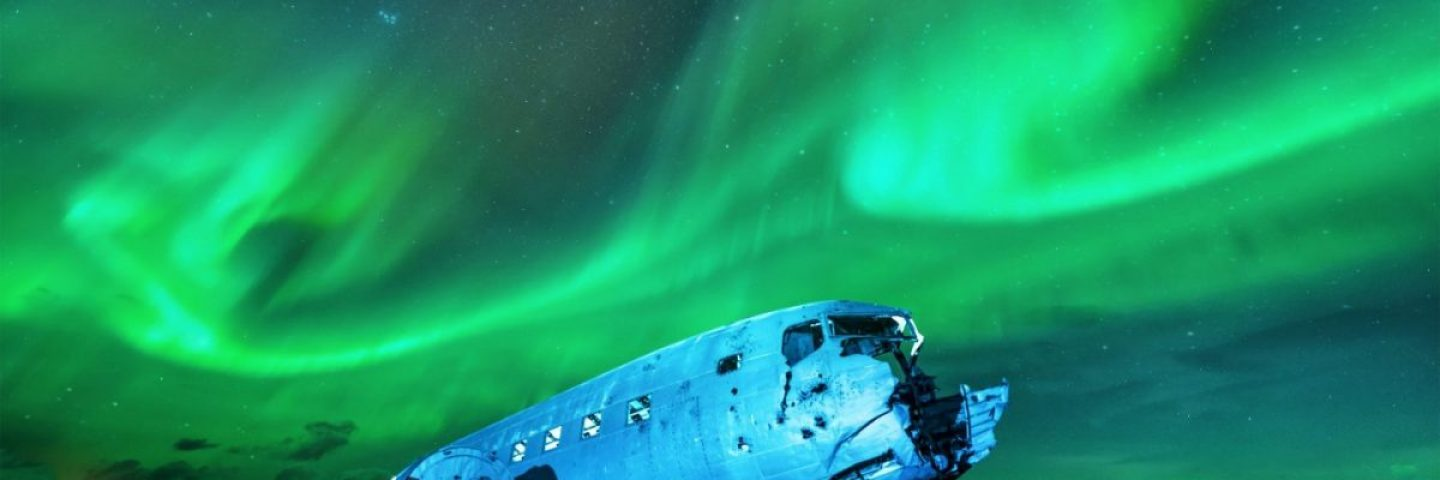 The magical Northern Lights in Iceland