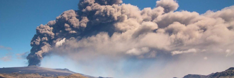 L'Islande est célèbre pour ses nombreux volcans