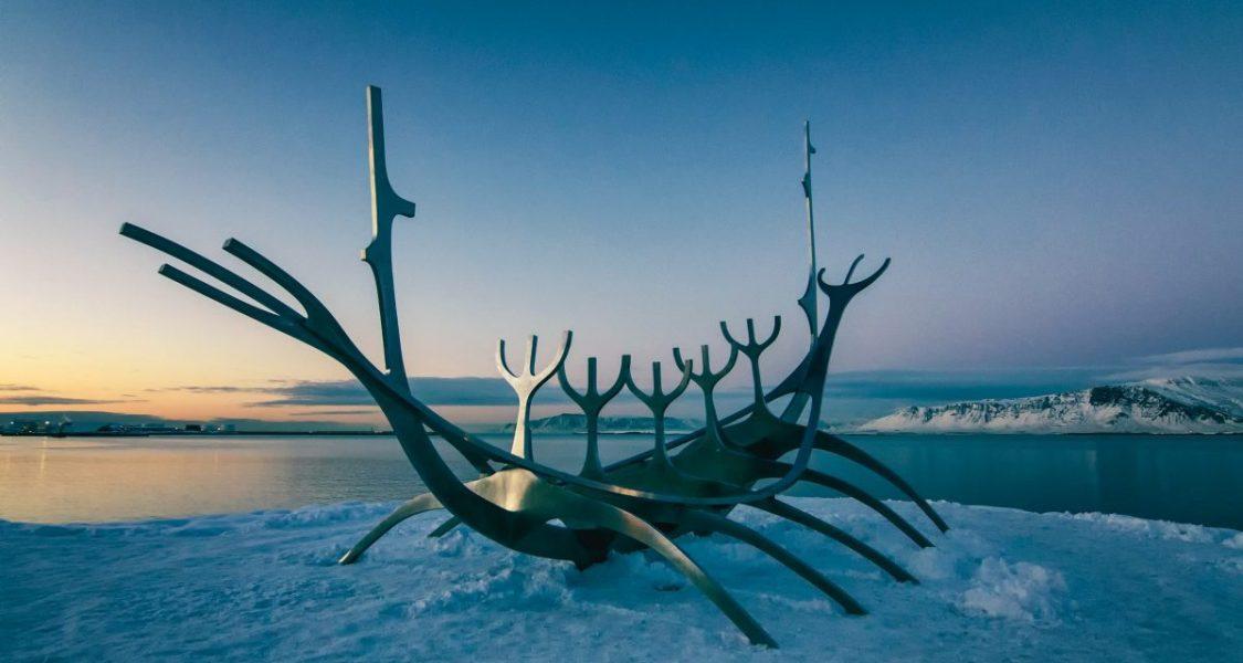 sun voyager reykjavik Islande