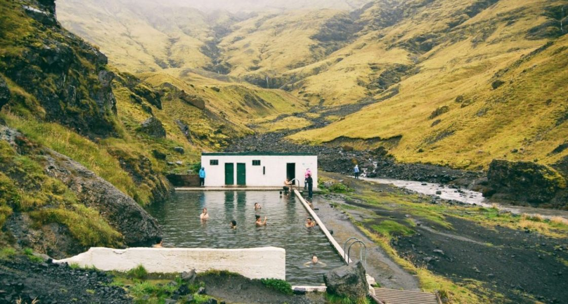 seljavallalaug remote swimming pool iceland