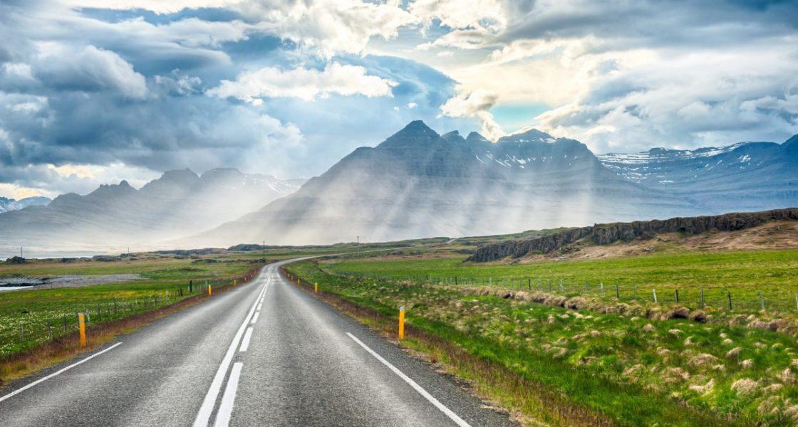 Take a Roadtrip in Iceland